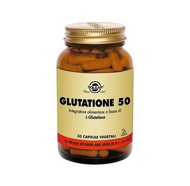GLUTATIONE 50 30CPS VEG
