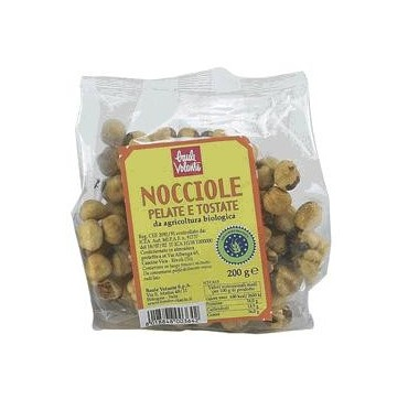 NOCCIOLE PELATE TOSTATE 200G