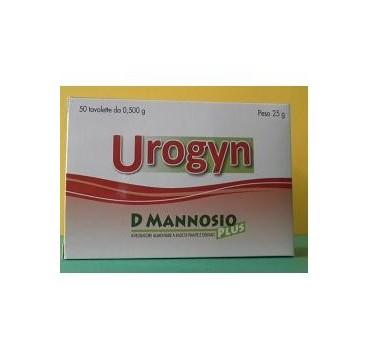 UROGYN D MANNOSIO PLUS 50CPR