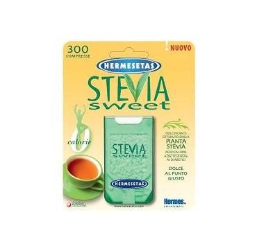 HERMESETAS STEVIA 300CPR