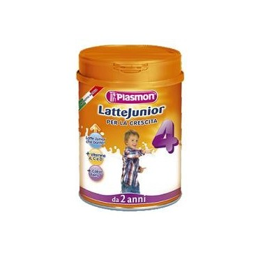 PLASMON LATTE JUNIOR POLV 800G
