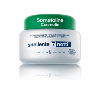 SOMAT C SNEL 7 NOTTI CREMA 400
