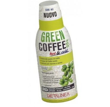 GREEN COFFEE 400 DIETALINEA