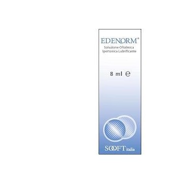 EDENORM 5% SOL OFTALMICA LUBR