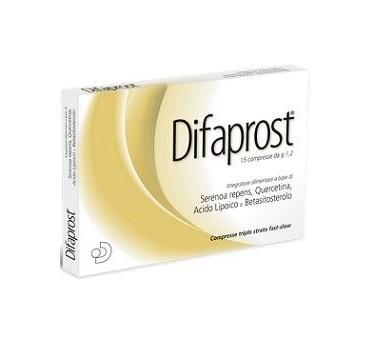 DIFAPROST INTEGRATORE 15CPR