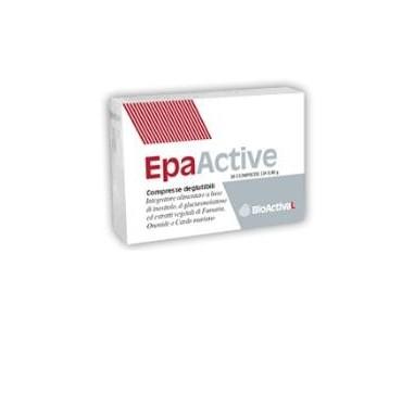 EPAACTIVE DEPURATIVO 36CPR