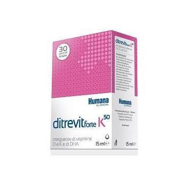 DITREVIT FORTE K50 15ML NF