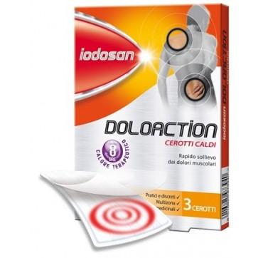 IODOSAN DOLOACTION CEROTTO 3PZ