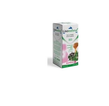 LISONATURAL BAMBINI SCIR 210ML