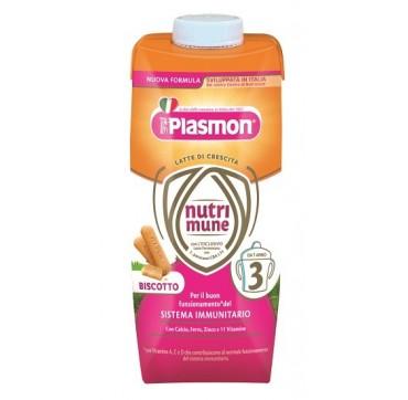 PLASMON NUTRI-MUNE 3 BIS LIQ18