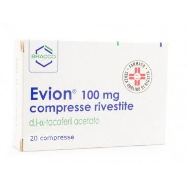 EVION*20CPR RIV 100MG