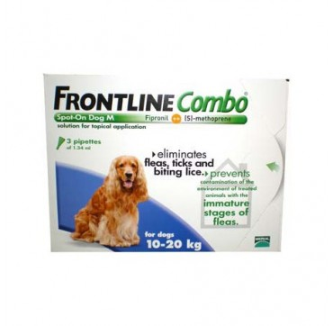 FRONTLINE COMBO SP.C*3PIP 1,34