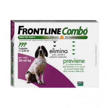 FRONTLINE COMBO SP.C*3PIP 2,68