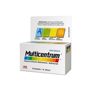 MULTICENTRUM 30CPR