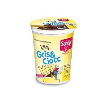 SCHAR MILLY GRIS&CIOCC 52G