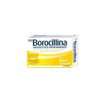 NEOBOROCILLINA ANT OR*20PAS MI