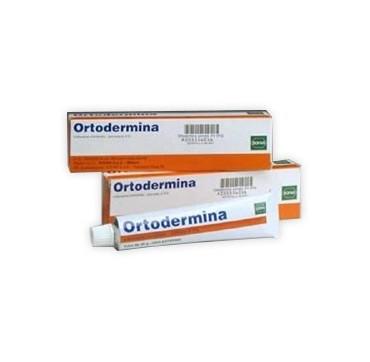 ORTODERMINA*CREMA 50G 5%