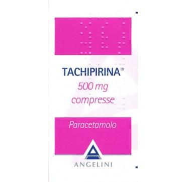 TACHIPIRINA*20CPR 500MG