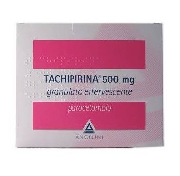 TACHIPIRINA*GRAT EFF20BS 500MG