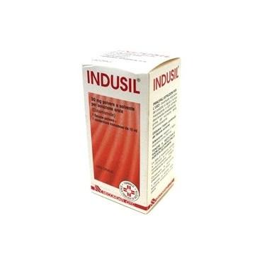 INDUSIL*OS GTT FL 30MG+FL 15ML