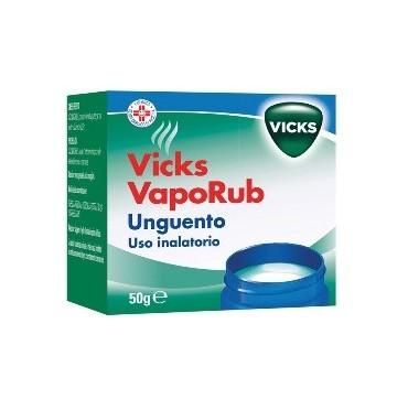 VICKS VAPORUB*UNG INAL 50G