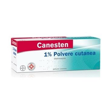 CANESTEN*POLV CUT 1FL 30G 1%