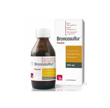 BRONCOSULFUR FL 200ML