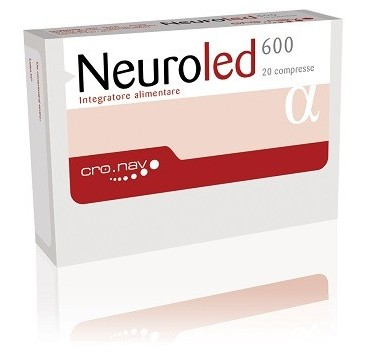 NEUROLED 600 20CPR DIVISIBILI