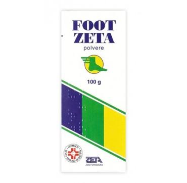 FOOT ZETA*POLV CUT FL 100G