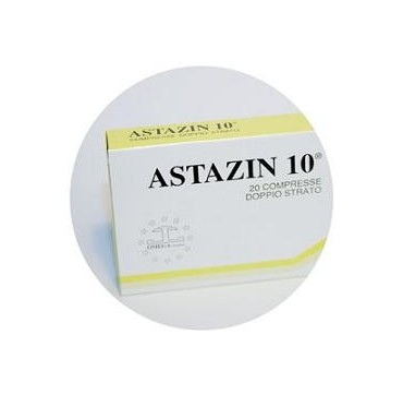 ASTAZIN 10 20CPR
