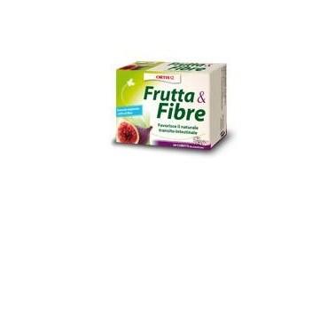 FRUTTA E FIBRE 24CUB 240G