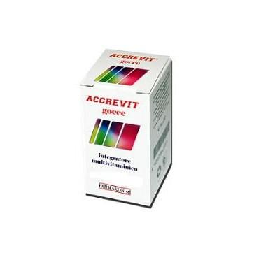 ACCREVIT GOCCE 10ML