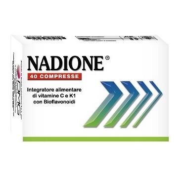 NADIONE INTEGRATORE 40CPR