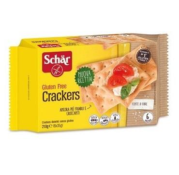 SCHAR CRACKERS 6X35G