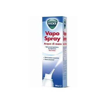 VICKS VAPOSPRAY IPERTON 100ML