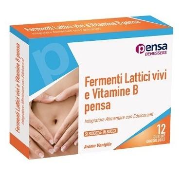 FERMENTI LATTICI/VIT B 12BUST