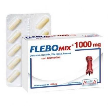 ARISTEIA FARMACEUTICI FLEBOMIX 1000 30 COMPRESSE