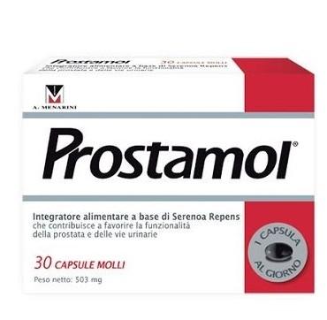 PROSTAMOL 30CPS MOLLI
