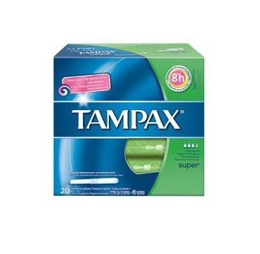 TAMPAX BLUE BOX SUPER 20PZ