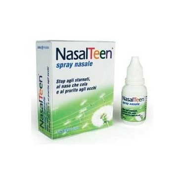 NASALTEEN SPRAY NASALE 500MG