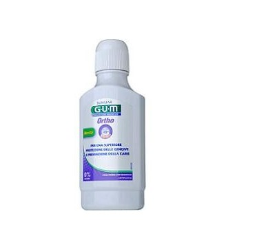 GUM ORTHO COLLUTORIO 300ML
