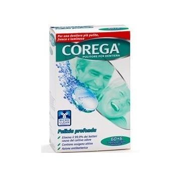 COREGA PULIZIA PRF 60+6CPR