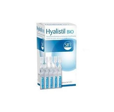 HYALISTIL BIO 0,2% 30FL 0,25ML