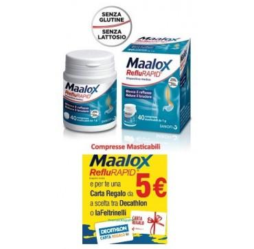 MAALOX REFLURAPID PROMO C 40