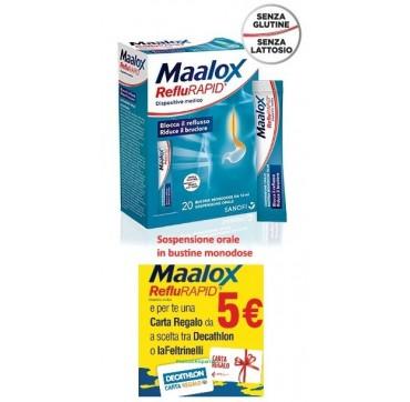 MAALOX REFLURAPID PROMO C 20BU