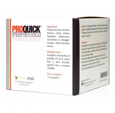 PROQUICK CACAO 21BUST
