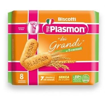 PLASMON BISCOTTO GRANDI CEREAL