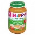 HIPP BIO FANT VERD POLLO/RISO