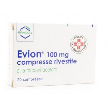 EVION*20CPR RIV 100MG