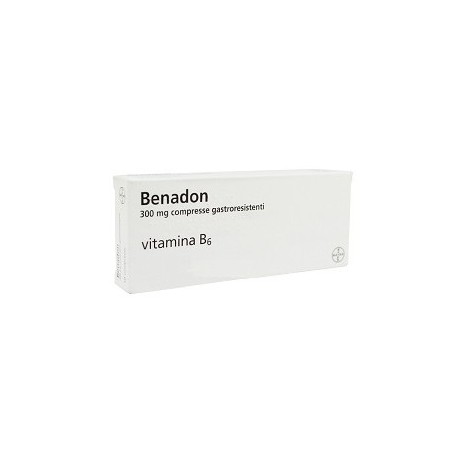 BENADON*10CPR GASTRORES 300MG
